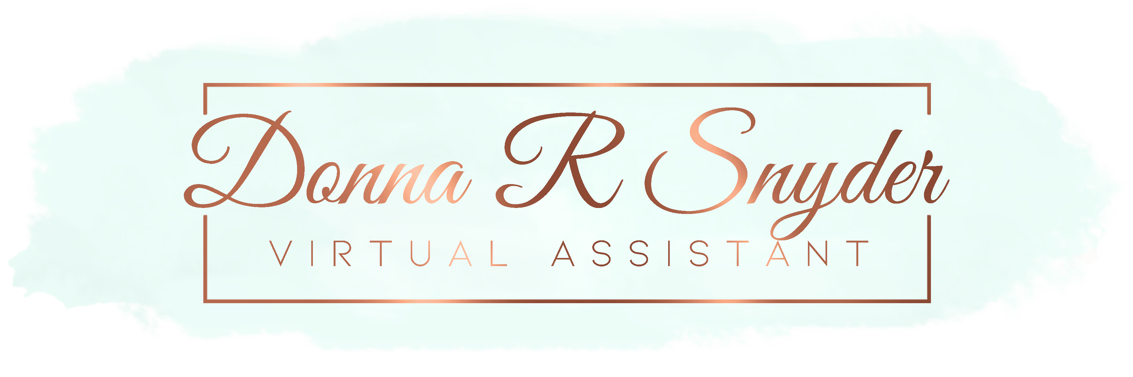Donna R Snyder- Virtual Assistant